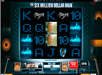 The Six Million Dollar Man 4