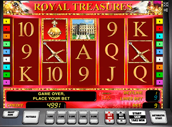 Royal Treasures 3