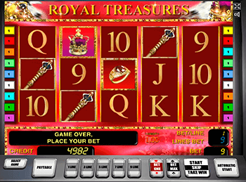 Royal Treasures 2