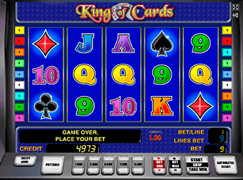 King Of Cards 2