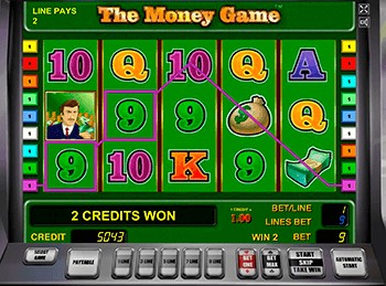 The Money Game 4