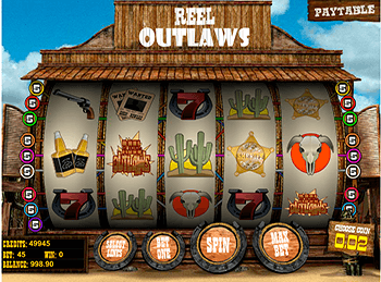 Reel Outlaws 4